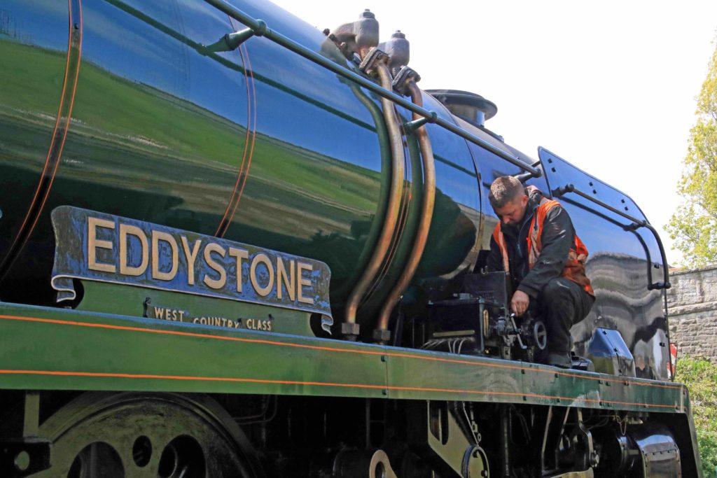 Locomotive Eddystone