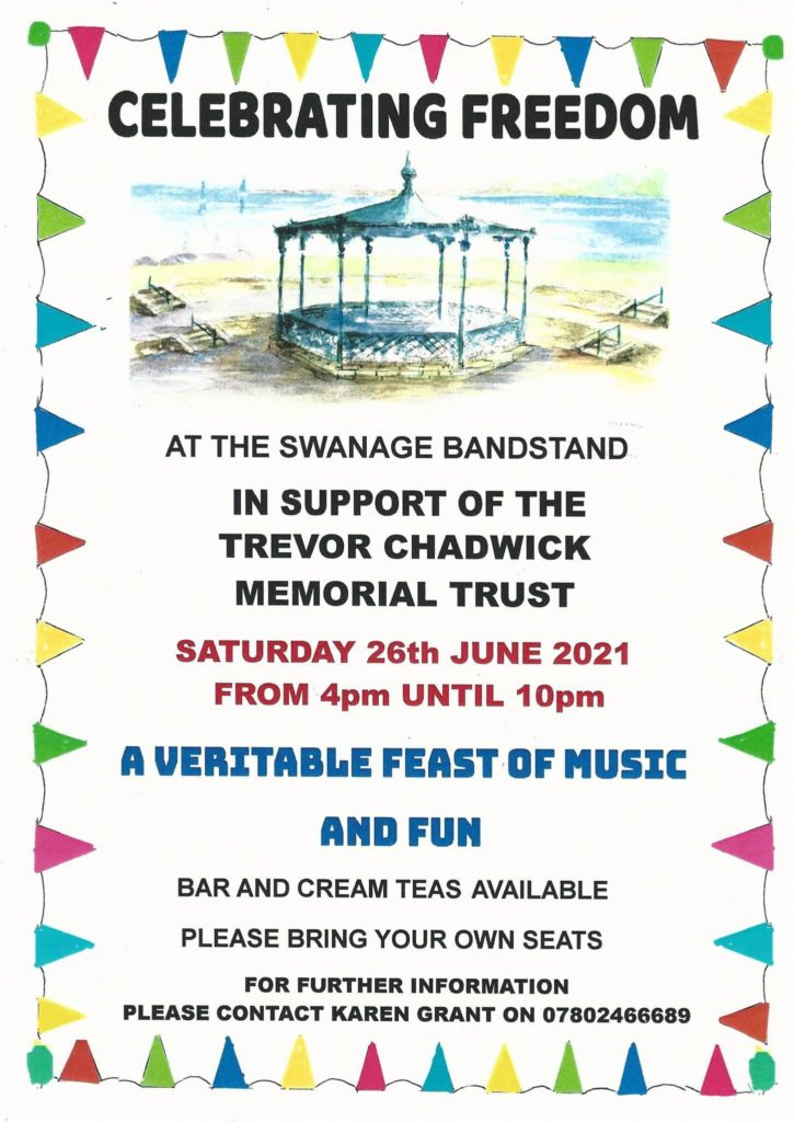 Poster for Bandstand Concert