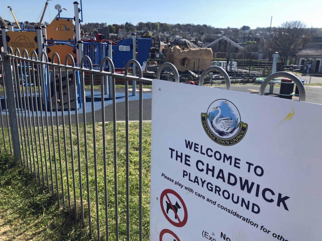 The Chadwick playground