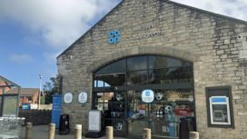 Exterior of the Swanage Co-op