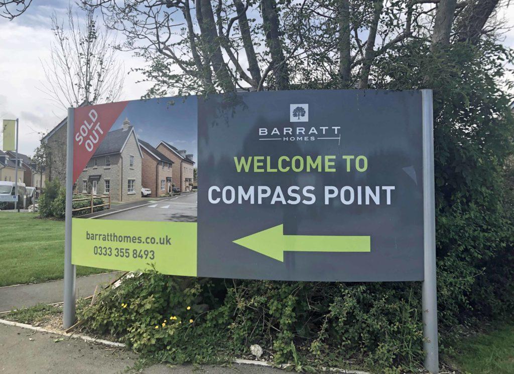 Compass Point redevelopment