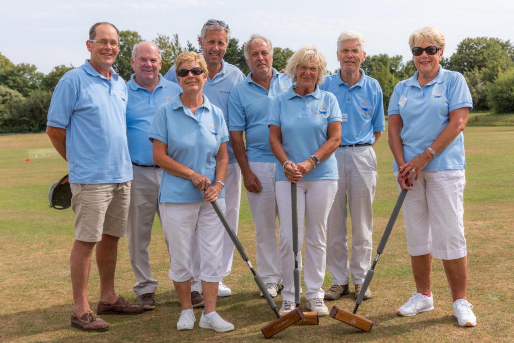 Swanage Croquet Team