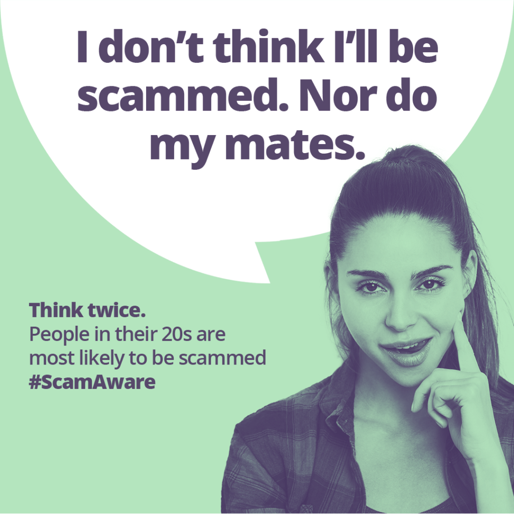 Citizens Advice scam poster