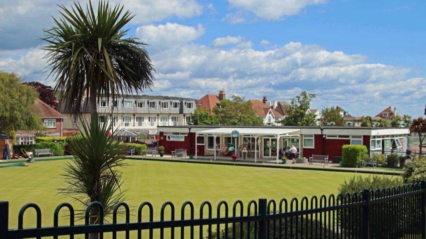 Swanage Bowling Club at Beach Gardens