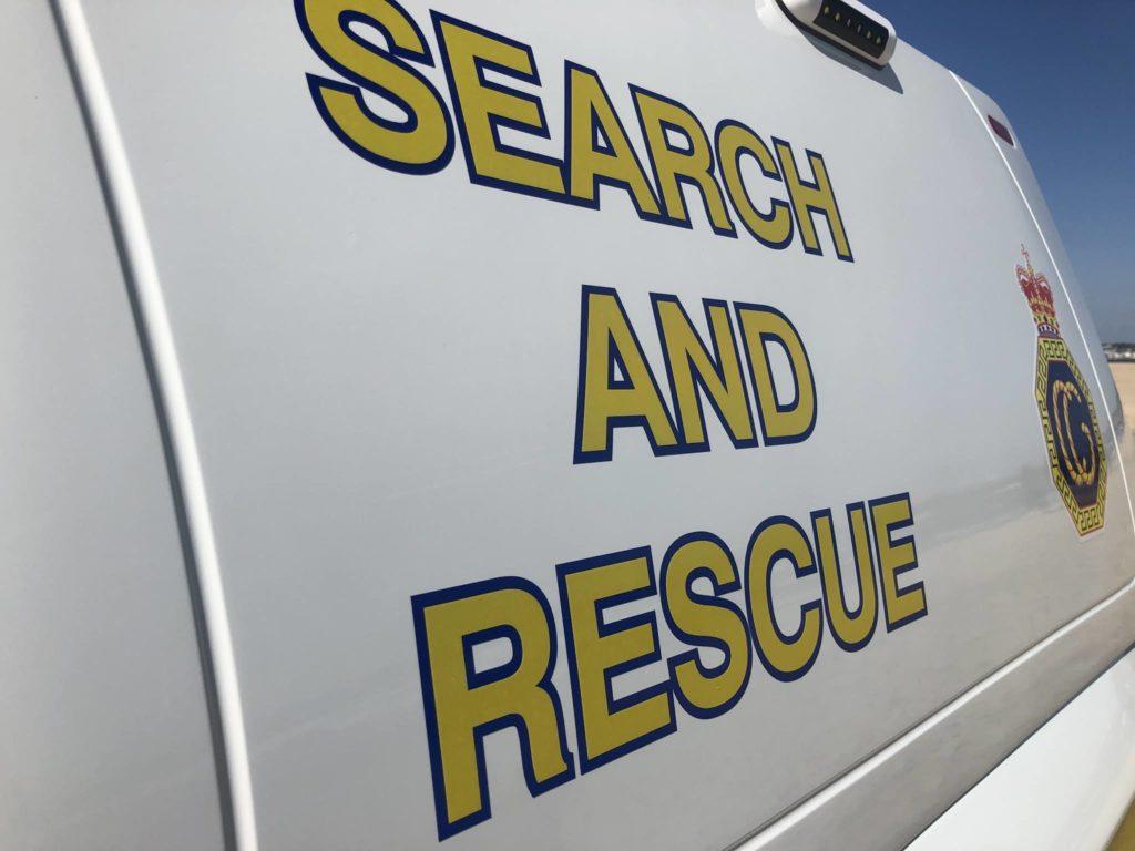 Swanage Coastguard vehicle