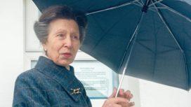 Princess Royal at St Albans