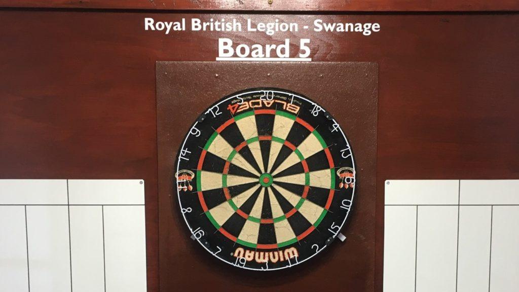 Swanage Darts