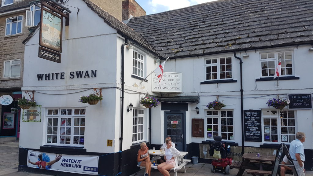 The White Swan Swanage