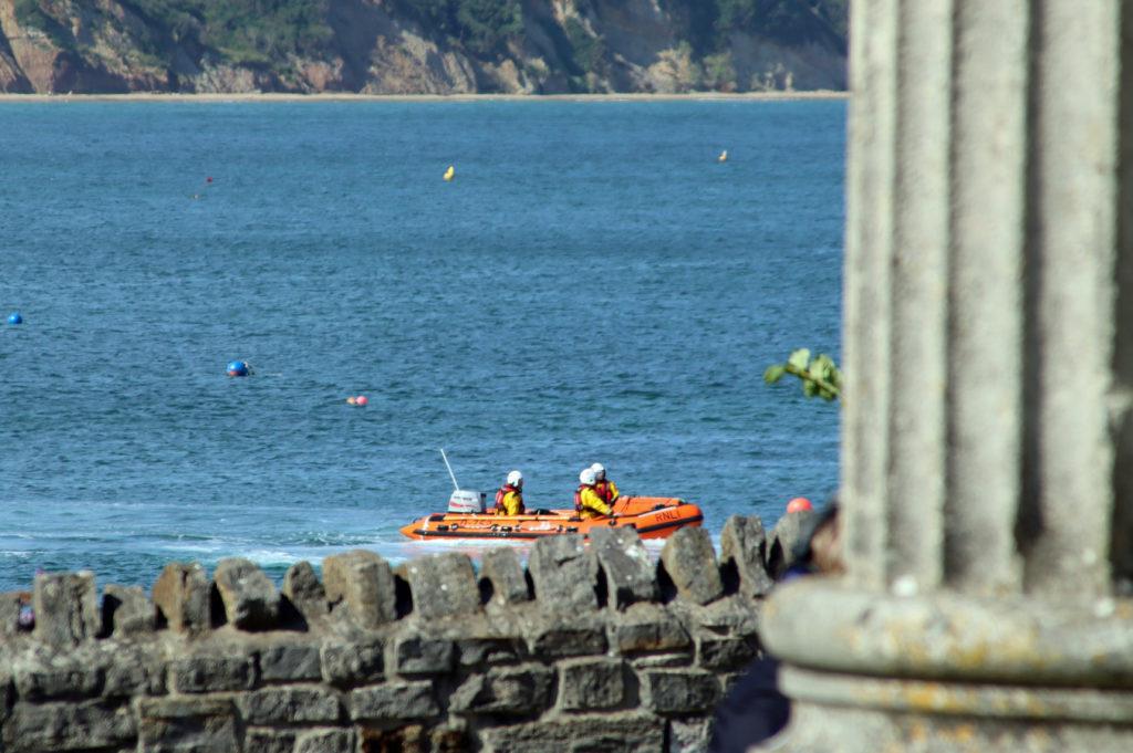 Swanage ILB lifeboat