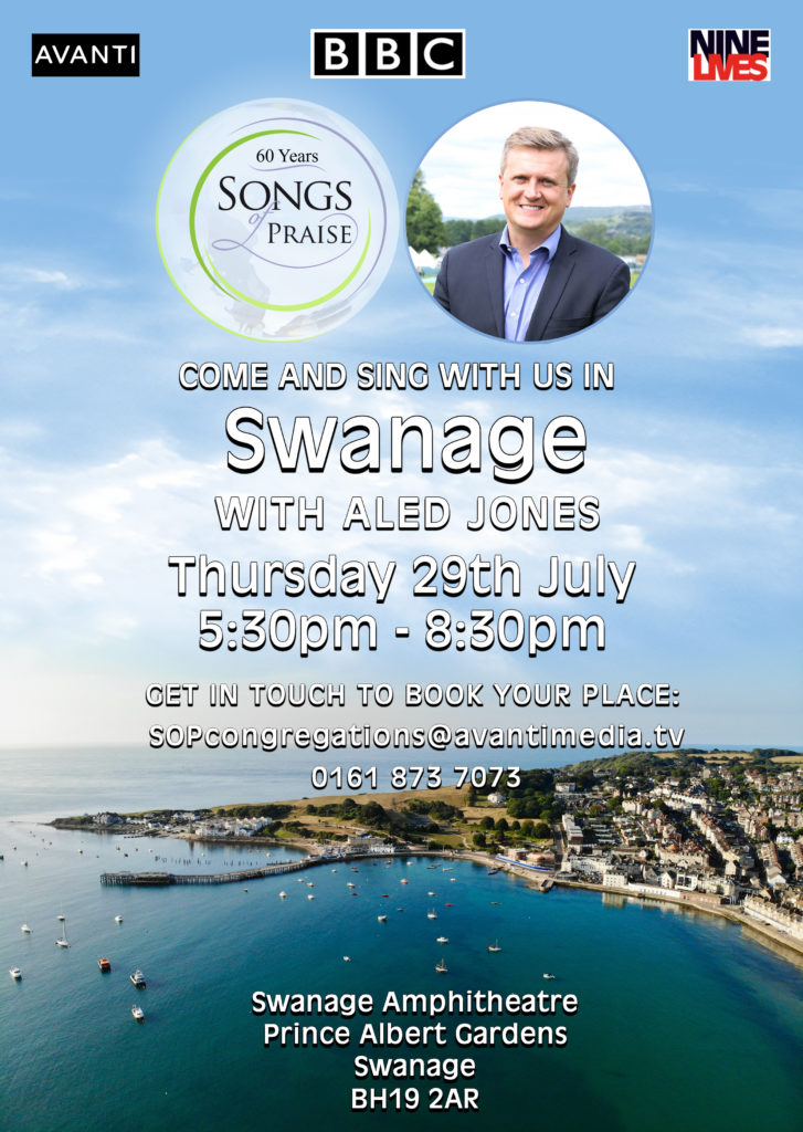 Swanage Poster