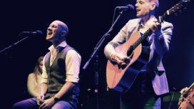 Simon and Garfunkel tribute act