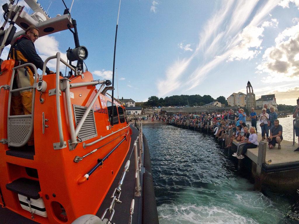 Swanage Lifeboat week activity