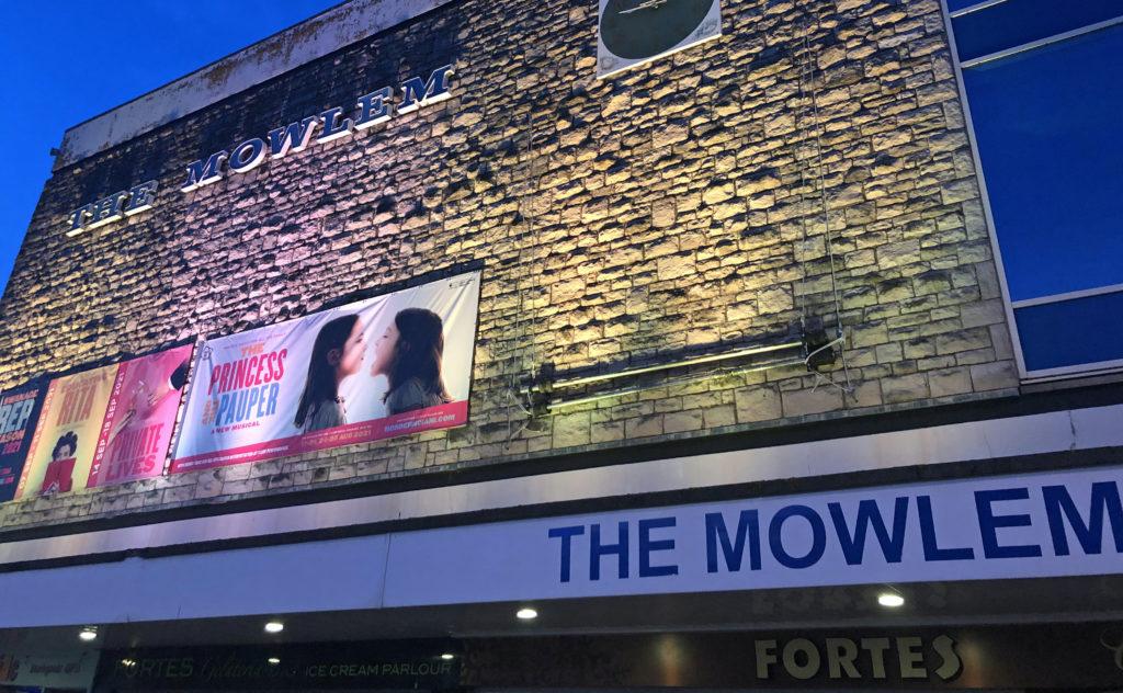 The Mowlem theatre