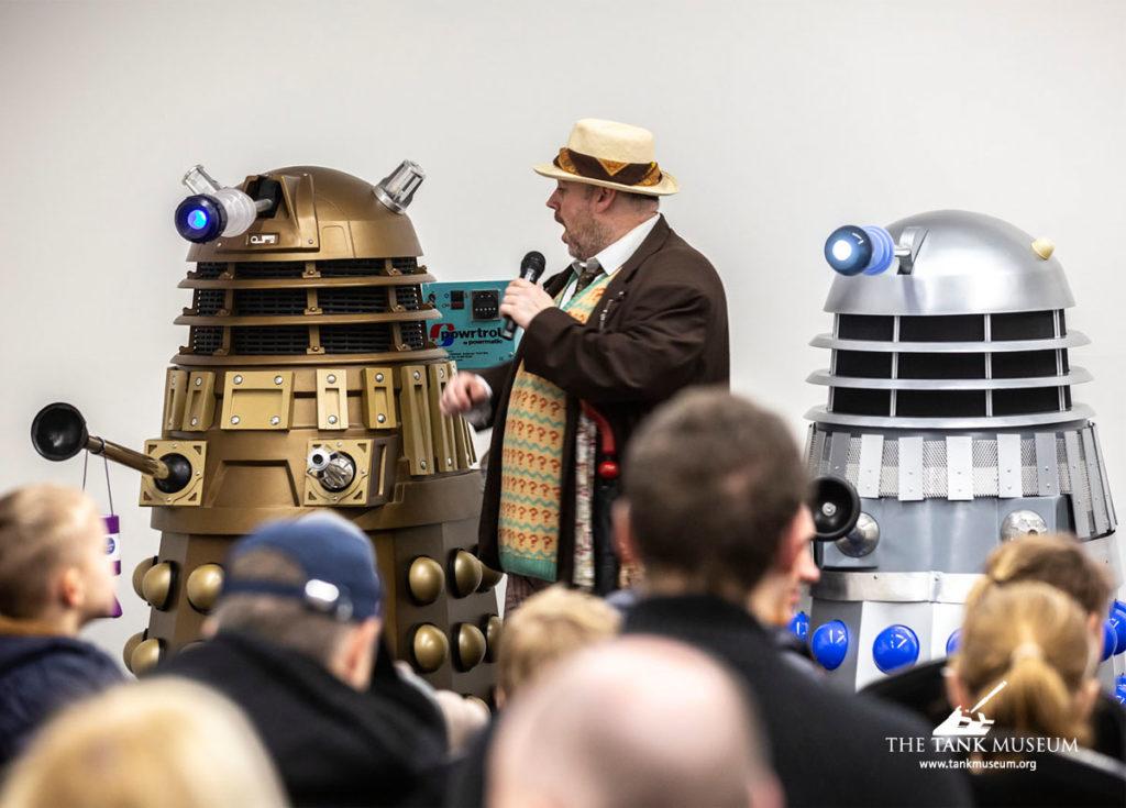Daleks at Model Show