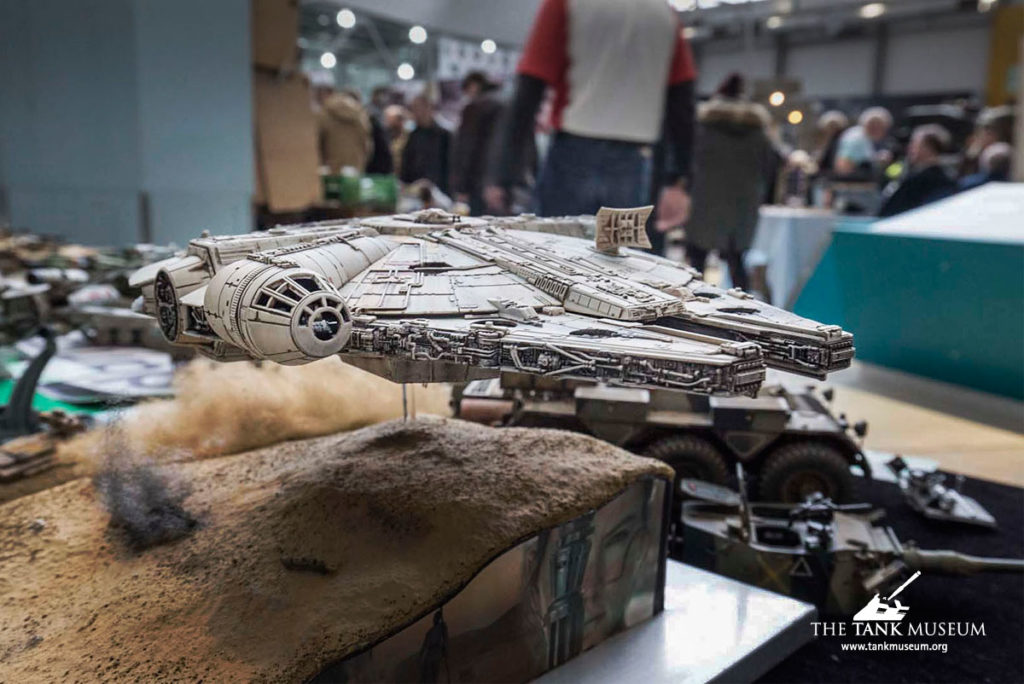 Star Wars models
