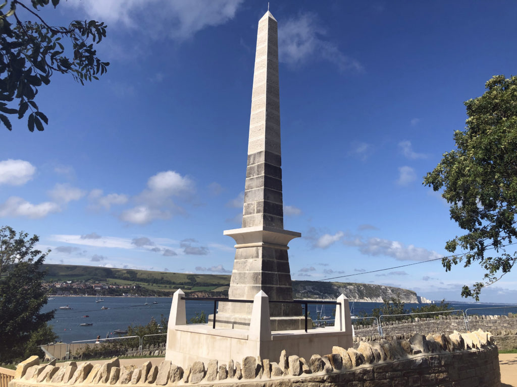 Albert Memorial in Swanage