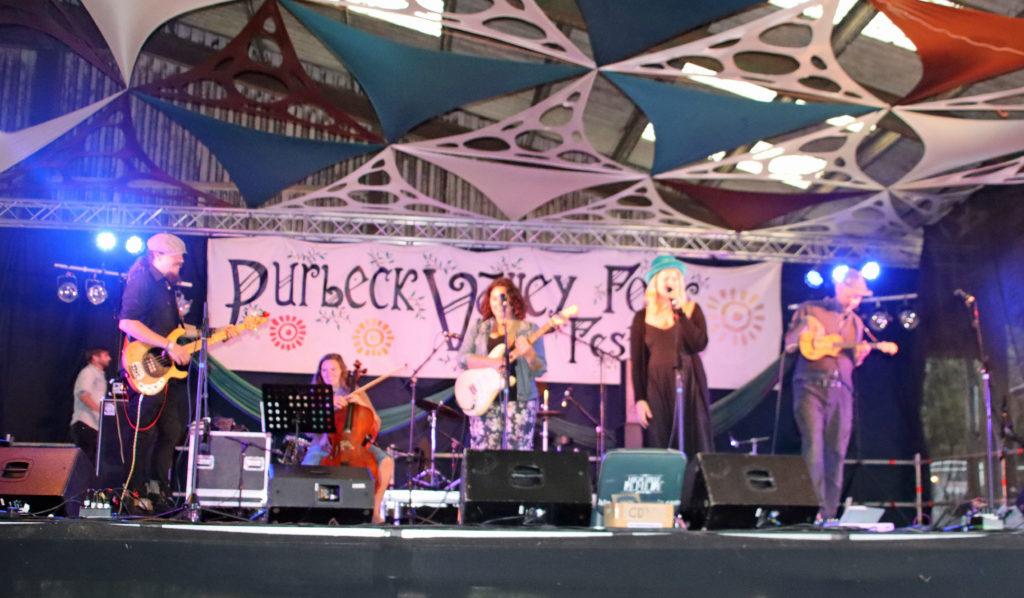 High Shelf Remedy at Purbeck Valley Folk Festival 2021