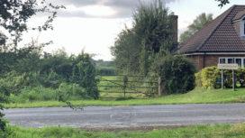 Site for housing development in Stoborough