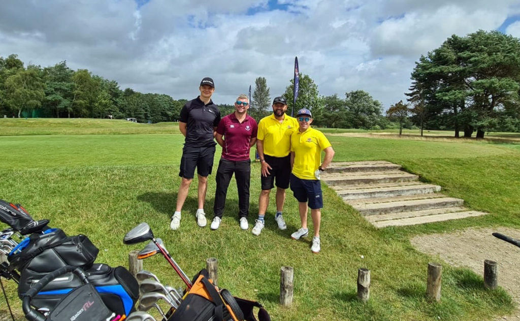 Swanage Lifeboat Golf Team