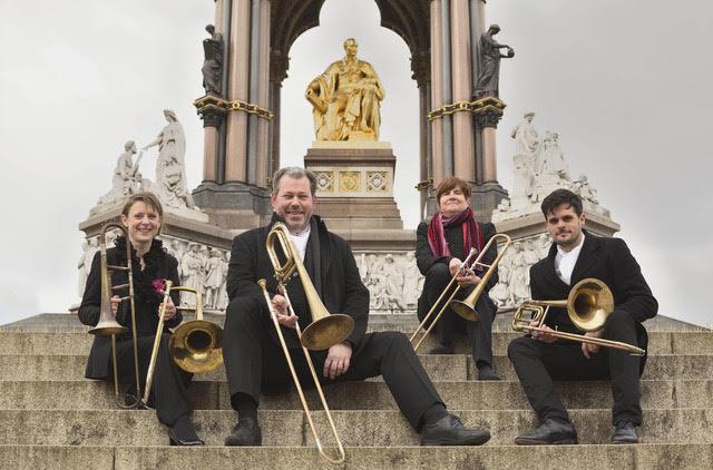 The Concert Trombone Quartette