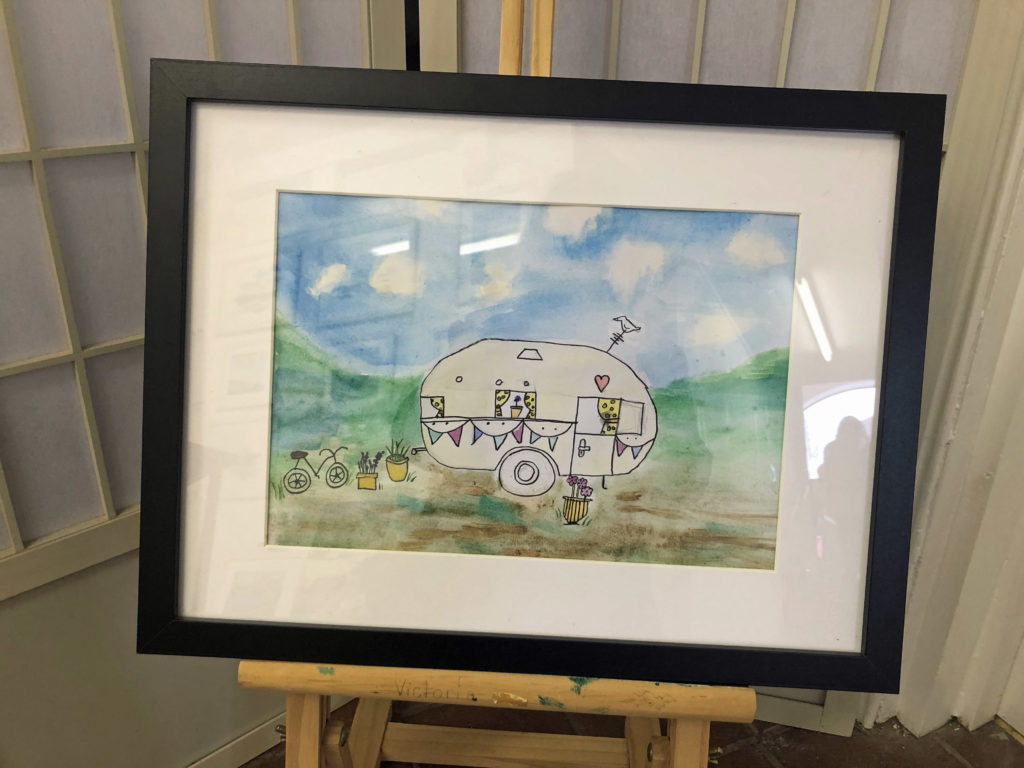 winning artwork