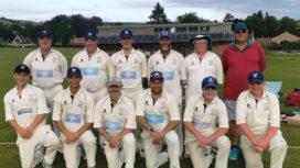 Swanage cricket team