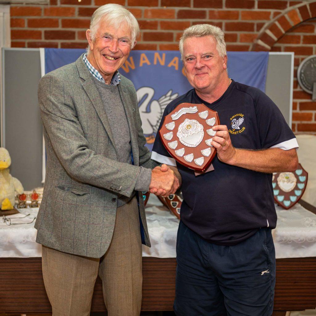Phil Eades awarded