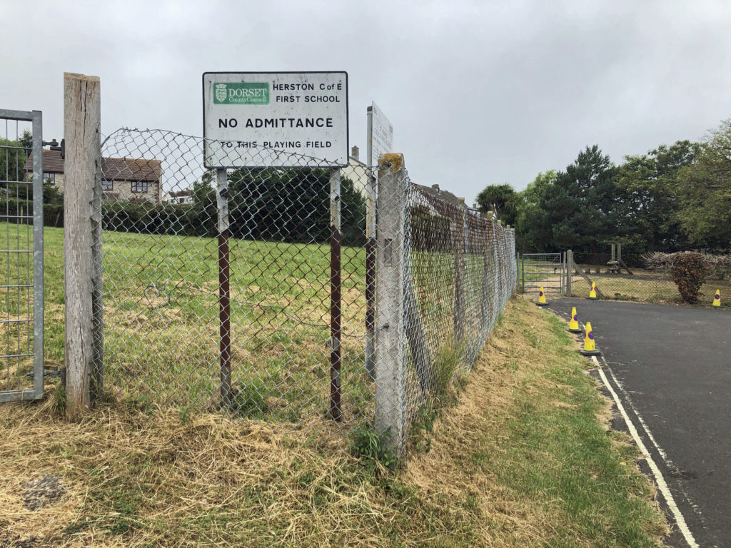 Old St Mark's School playing field