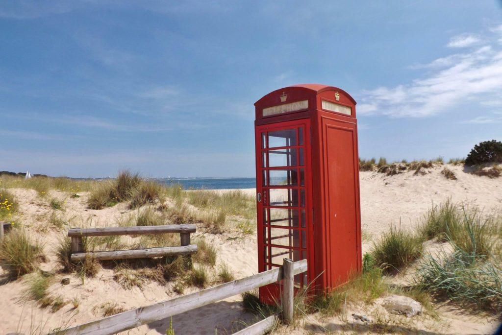 Studland Phone Box