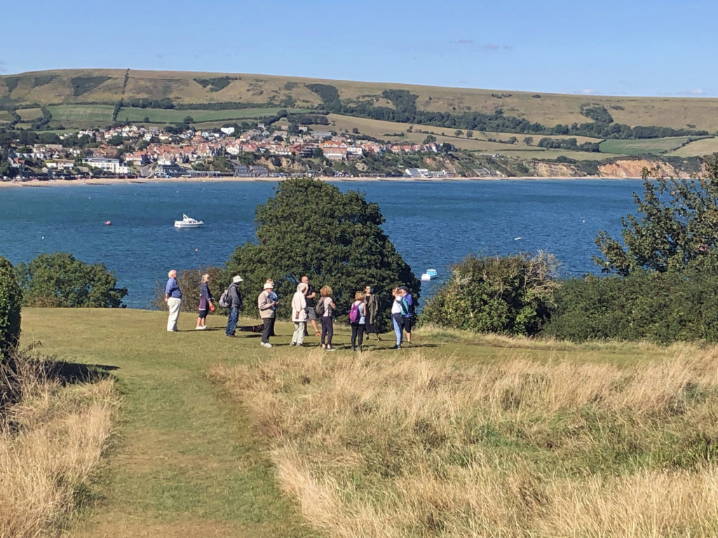 Tour of Swanage Downs as part of Planet Purbeck Festival