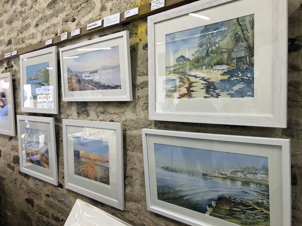 Pictures at Rollington Barn Exhibition