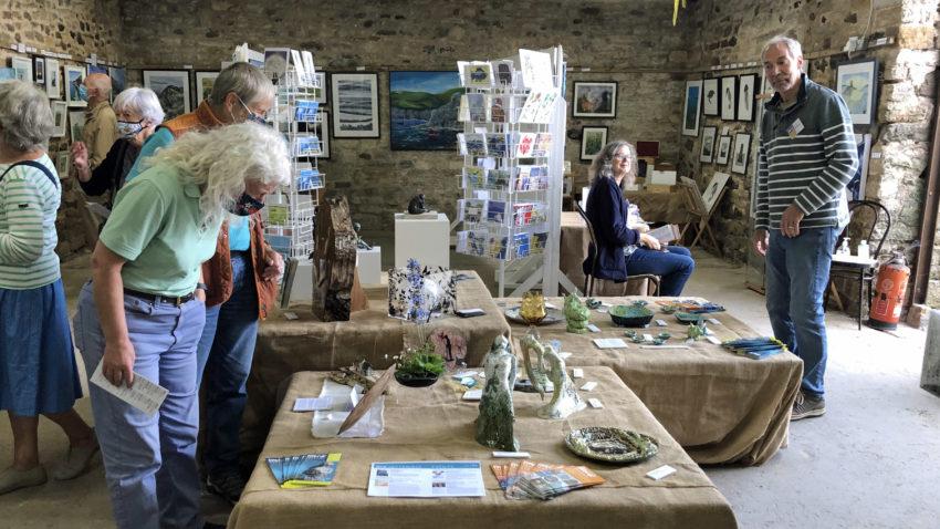 Rollington Barn Exhibition