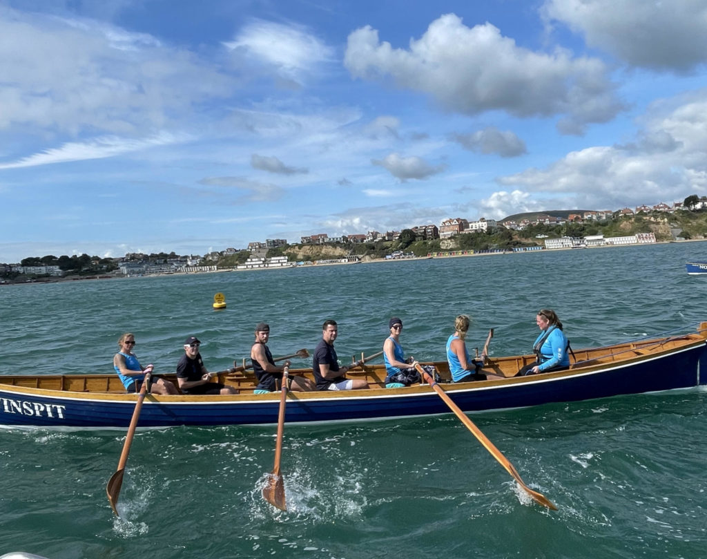 Swanage mixed team