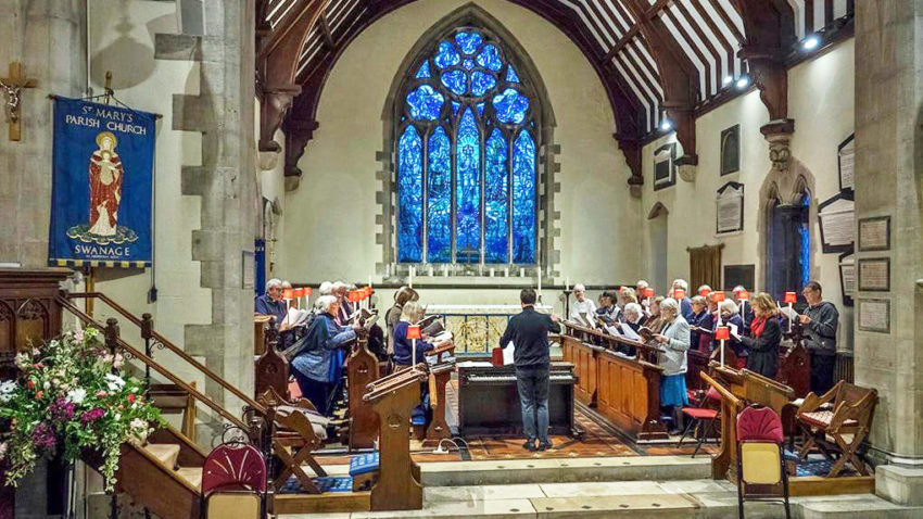 Come and Sing at St Mary's Church