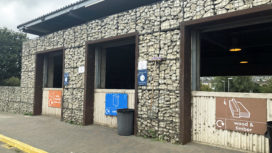 Swanage Household recycling centre