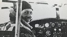 Flight Lieutenant Douglas Rayment