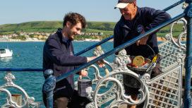 Pier volunteers