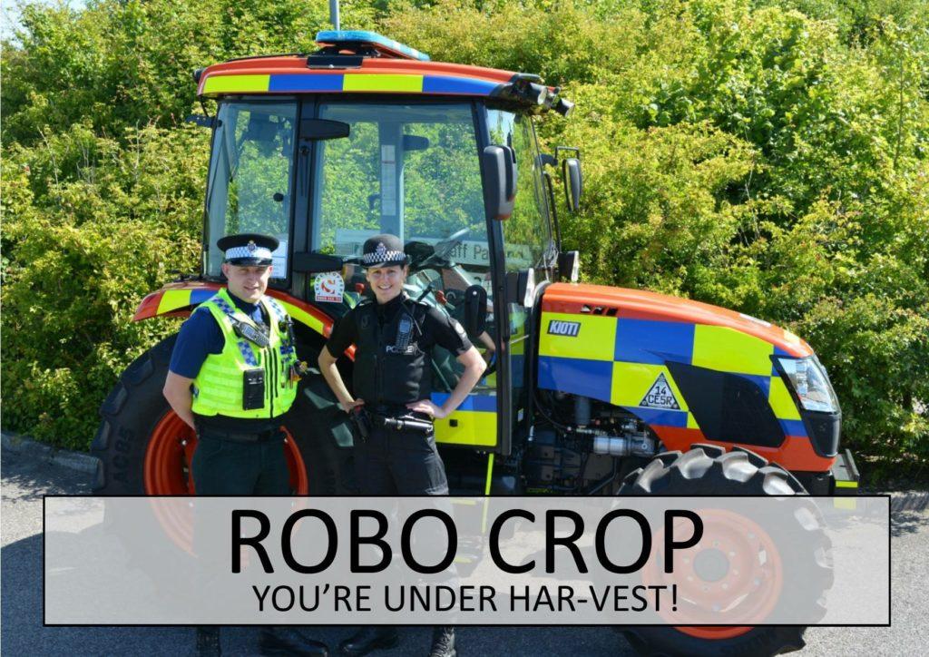 Rural crime team