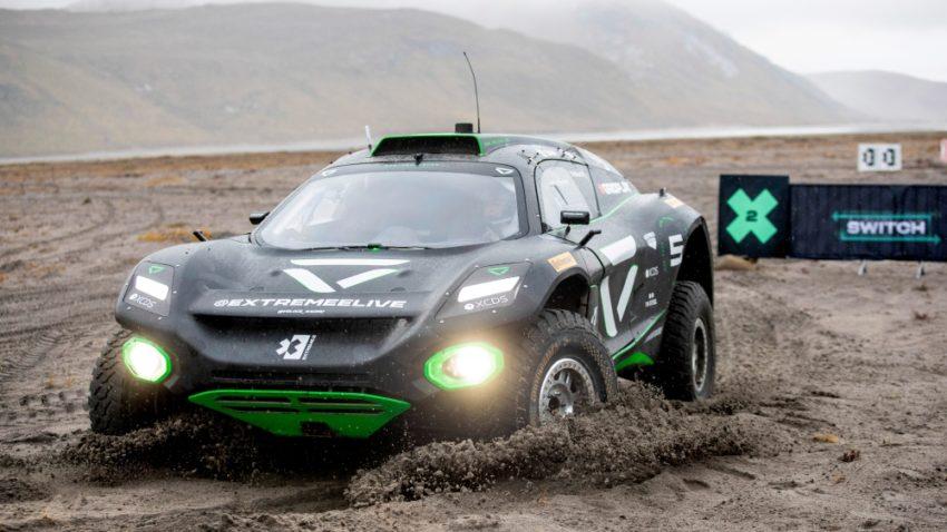 Extreme E car